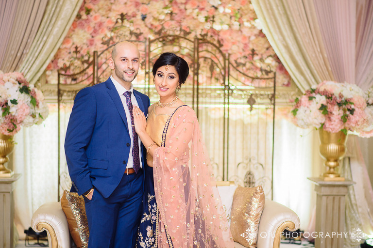 Toronto Indian Engagement Photography speranza chandni hall 004(pp w768 h512) Toronto Indian Engagement Photography | Speranza by Chandni | Komil & Preet