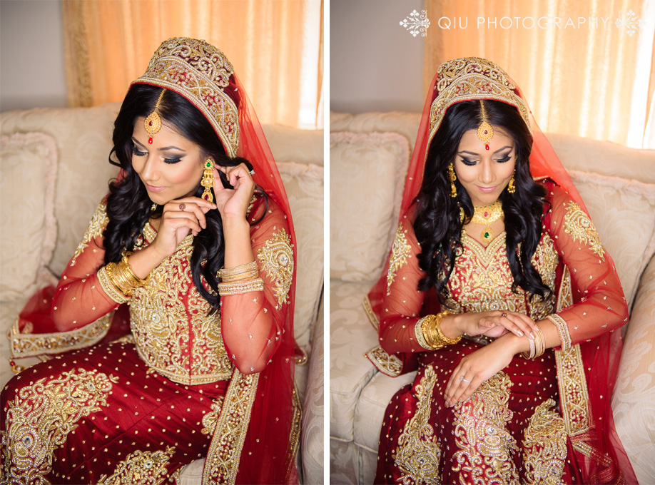 AU Wedding 002 Toronto South Asian Wedding Photography | Bellagio Boutique Event Venue | Ariqa & Upal