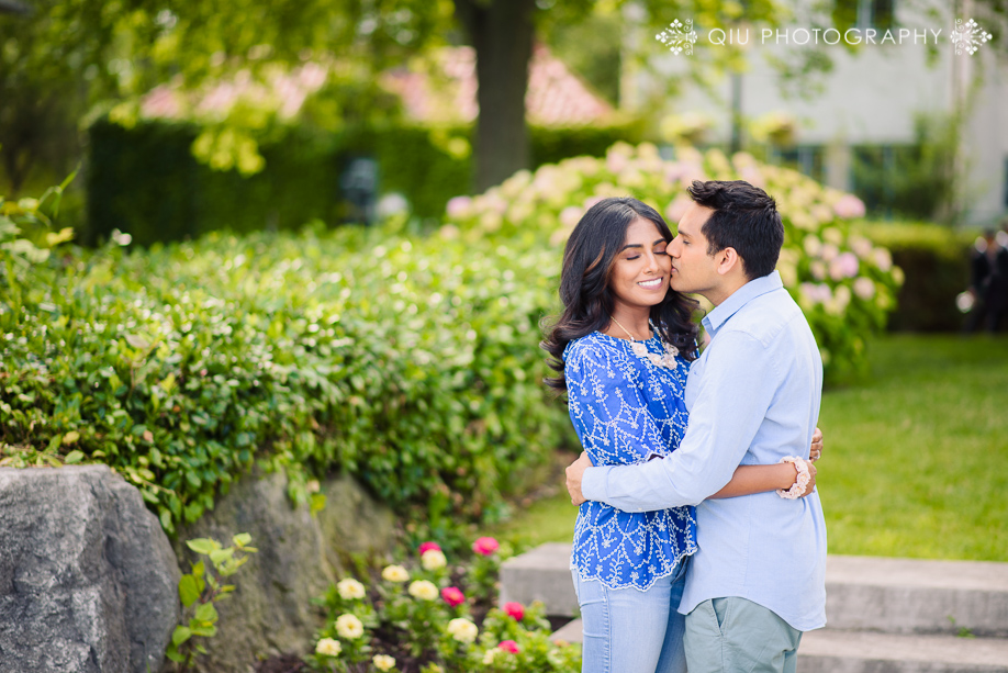 DSC 5656 Toronto South Asian Engagement Photography | Adamson Estate | Thaksha and Nishant