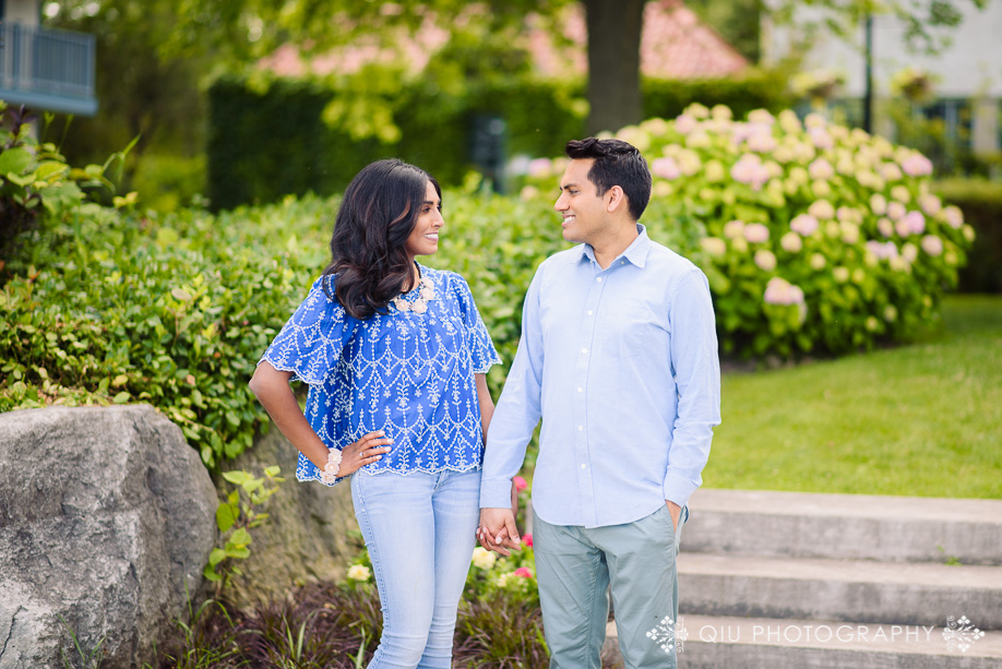 DSC 5661 Toronto South Asian Engagement Photography | Adamson Estate & Rivewood Conservancy| Thaksha and Nishant