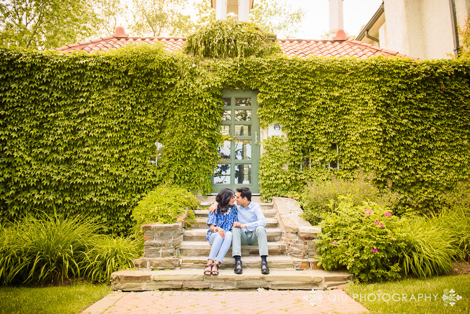 DSC 57072 Toronto South Asian Engagement Photography | Adamson Estate | Thaksha and Nishant