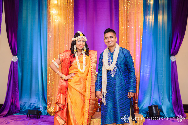 Toronto South Asian Wedding Photography Grand Empire Banquet Hall AU 003(pp w768 h512) Toronto South Asian Wedding Photography | Grand Empire Banquet Hall | Ariqa & Upal Holud