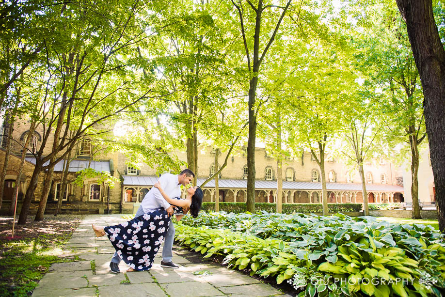 Toronto Wedding Photography University of Toronto Engagement RR 01 Toronto Engagement Photography | University of Toronto | Rupal & Rishin