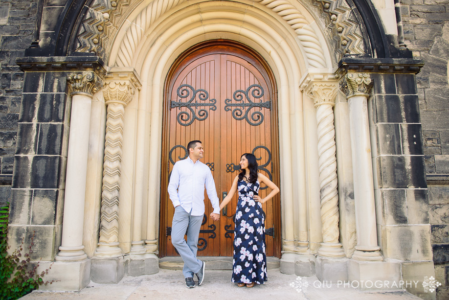 Toronto Wedding Photography University of Toronto Engagement RR 02 Toronto Engagement Photography | University of Toronto | Rupal & Rishin