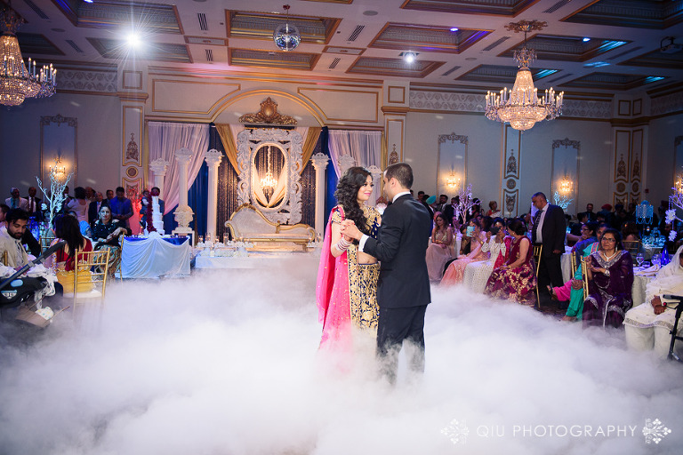 Toronto Sikh Wedding Photography Venetian Banquet Hall KK 001(pp w768 h512) Toronto Indian Wedding Photography | The Venetian Banquet Hall | Kiran & Karan Reception