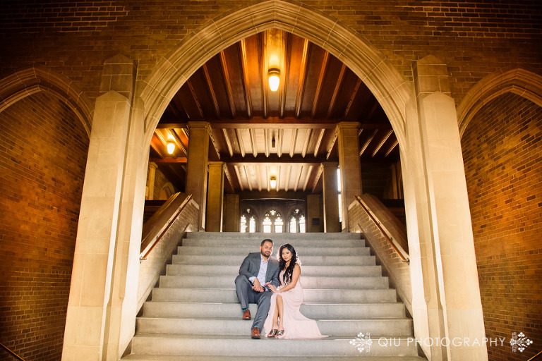 DSC 6587(pp w768 h512) Toronto Engagement Photography | University of Toronto Hart House | Annika & Taz