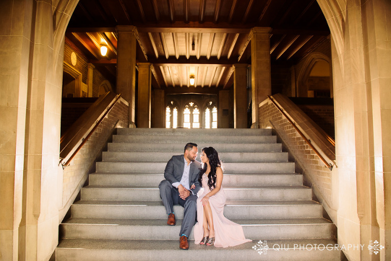 DSC 6600(pp w768 h512) Toronto Engagement Photography | University of Toronto Hart House | Annika & Taz