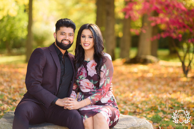 Toronto South Asian Engagement Photography Guildwood Park AA003(pp w768 h512) Toronto Engagement Photography | Guild Park and Gardens Scarborough | Anum and Affan