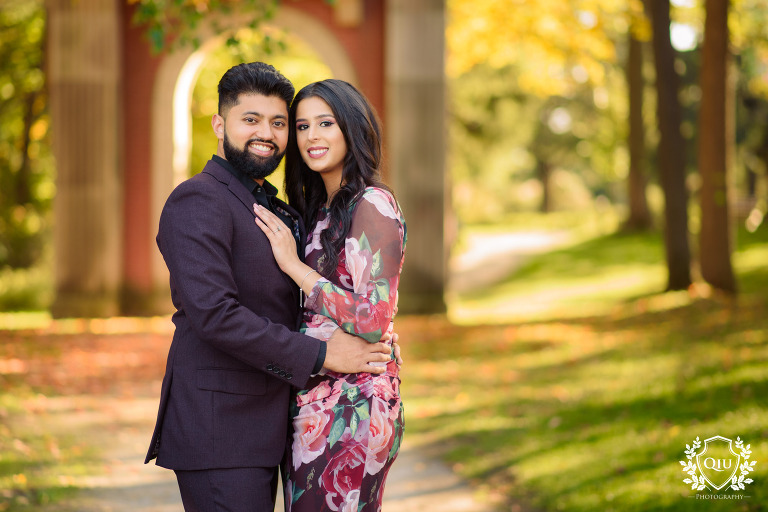 Toronto South Asian Engagement Photography Guildwood Park AA004(pp w768 h512) Toronto Engagement Photography | Guild Park and Gardens Scarborough | Anum and Affan