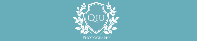 TORONTO WEDDING PHOTOGRAPHER QIU PHOTOGRAPHY logo